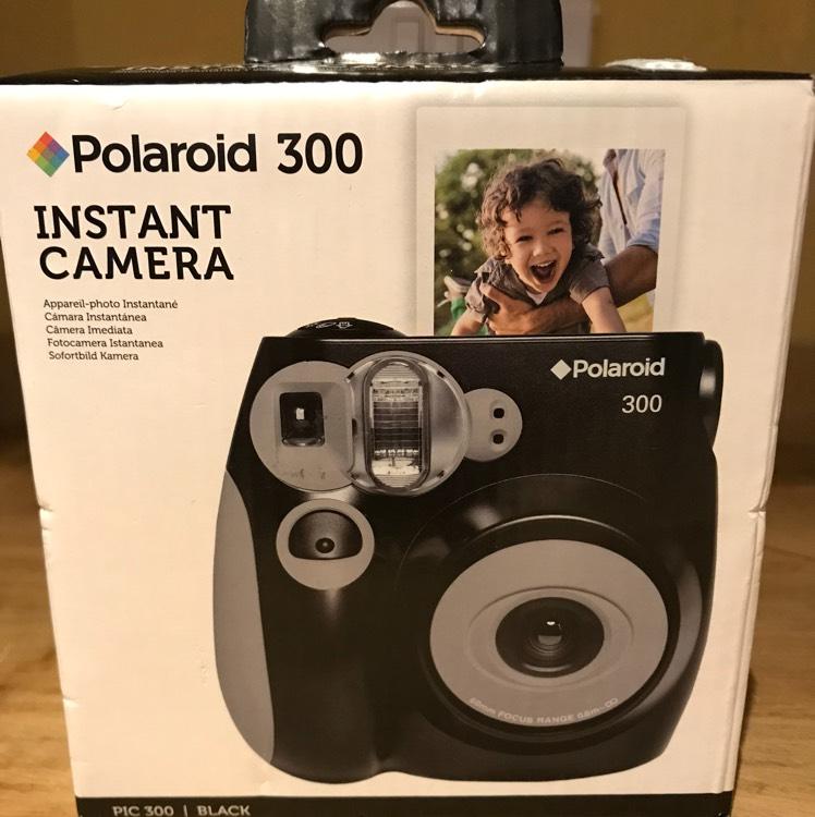 Polaroid pic 300 instant camera - £40 instore @ ASDA (Taunton)