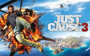 Just Cause™ 3 (Steam) £4.49 @ Humble Store