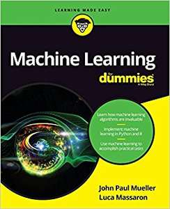 Machine Learning For Dummies - IBM Limited Edition - Free @ IBM.com