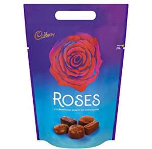 Cadbury's Roses 6 x 450g Bag £12.00 @ Amazon (Prime Exclusive)