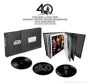 Star Wars Episode IV: A New Hope 40th Anniversary Luxury Vinyl Box Set - £65.99 @ Amazon
