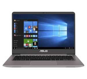 "ASUS ZenBook UX410 Laptop, Intel Core i3, 4GB RAM, USB 3.1, 128GB SSD, 14"" £524.99 @ Argos"