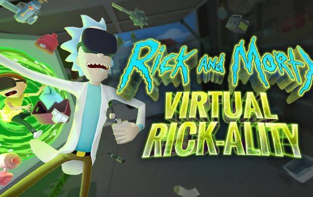 Rick and Morty: Virtual Rick-ality £16.09 @ HumbleBundle