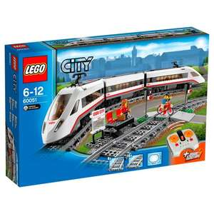 LEGO City High-Speed Passenger Train (60051) using code 8086839990 delivered @ Toys R Us