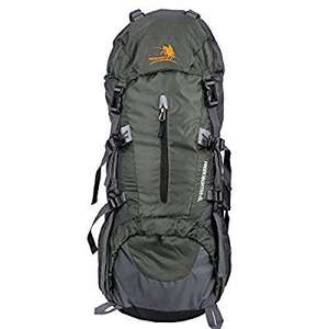 Freeknight 60L Travel Backpack Large Hiking Camping Ruck Sack Water Resistang £10.50 Sold by ExquizonEU and Fulfilled by Amazon