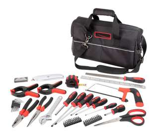 B&Q 50 piece tool kit back to £10 click and collect
