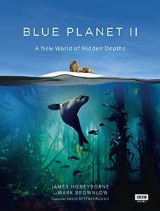 Blue Planet II Hardcover Book £7.99 (Prime) / £10.98 (Non Prime) at Amazon