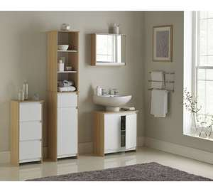 Bathroom furniture from argos from £11.99