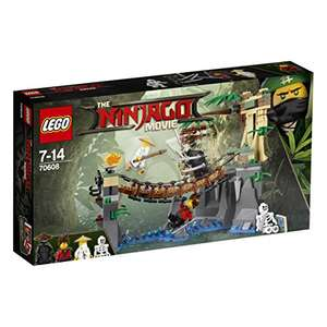 Lego Ninjago Master Falls 70608 just £13.97 at Amazon