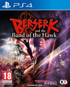 Berserk and the Band of the Hawk (PS4) at Amazon for £23.99 Prime