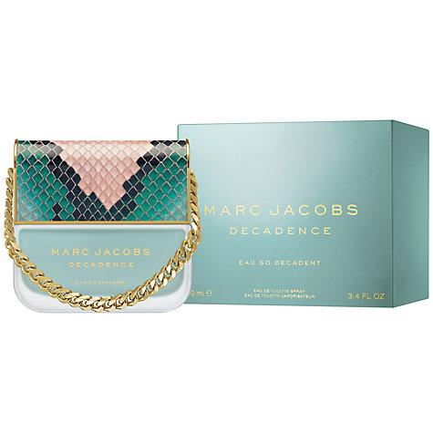 Marc Jacobs Decadence Eau So Decadent Eau de Toilette 100ml £58.74 @ John Lewis