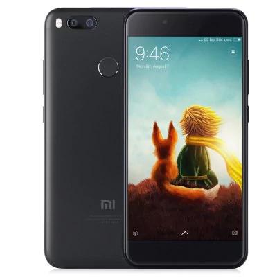 XIAOMI Mi A1 4G Phablet Global Version  -  BLACK @ Gearbest £150.53