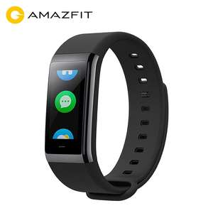Xiaomi Amazfit Cor Smartband, international version, up to 12 days battery life, £34.33 @ Aliexpress
