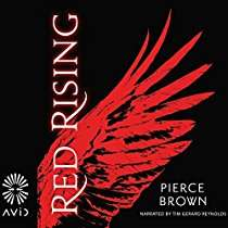 First book in a truly epic SciFi series. Red Rising by Pierce Brown audiobook £2.99
