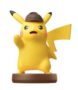 Detective Pikachu Giant Amiibo available for pre-order £29.86 at shopto