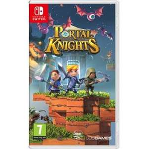 Portal Knights (Nintendo Switch) £19.99 @ Grainger Games