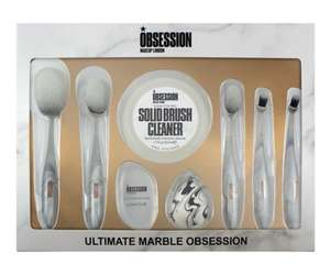 Obsession Ultimate Marble brush set - Better than 1/2 price £18 @ Boots