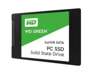 WD 240GB SSD £66.98 Ebuyer price lowered to £64.52