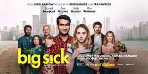 The Big Sick - Now Available on Amazon Prime Video (prime members)