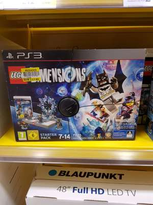 Lego dimensions ps3 xbox 360 reduced to half price £17.80 @ Tesco - Newtownbreda