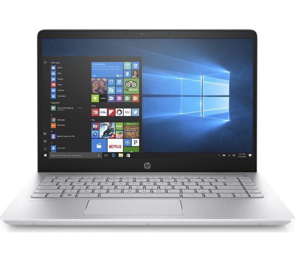 """HP Pavilion Pro 14"""" Laptop - Silver - i7, GT 940mx, 256 SSD £699 @ PC World"""