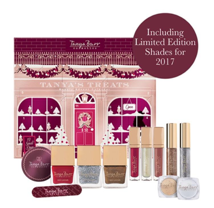 Tanya Burr 12 Sweet Days Beauty Calendar £5 / £8.95 delivered @ Feel unique
