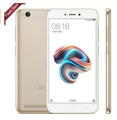 Xiaomi Redmi 5A 4G Smartphone 5.0 inch £67.73 @ Gearbest