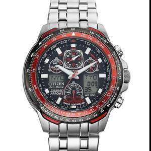 Citizen Eco-Drive Red Arrows Skyhawk A.T. Titanium Radio-Controlled Multi-Function Bracelet Mens Watch £499 / £502.99 delivered @ Very