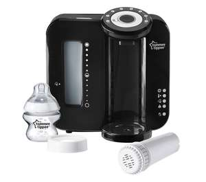 Tommee Tippee Closer to Nature Perfect Prep £60 @ Asda direct