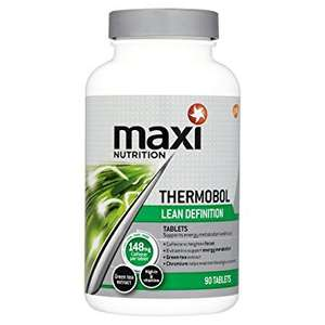 Maxi nutrition Thermabol caps x90 half price £13.50 @ Tesco instore