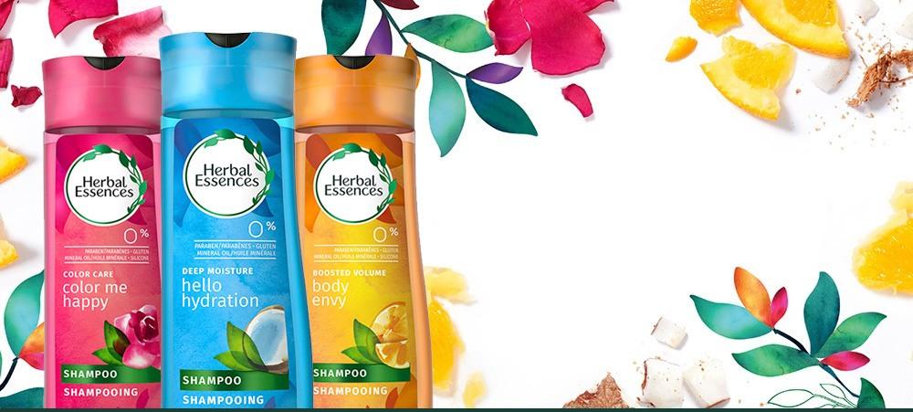 Herbal Essences £1 (200ml) or £2 (400ml) @ ASDA conditioners & shampoos