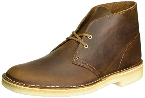 Clarks Originals Desert Boot, Men's Derby Lace-Up – was £52 now £31.20 @ Amazon