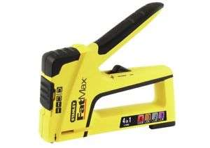 STANLEY FatMax 4-in-1 Light-duty Stapler / Nailer £9.99 @ Argos / ebay