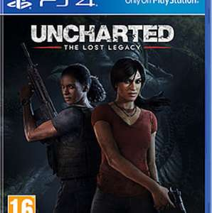 Uncharted: The Lost Legacy for PS4 £12.99 @ CDKeys *US PSN account required