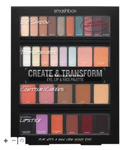 Smashbox Create & Transform Eye, Lip & Face Palette Was £70 now £30 at Boots.com