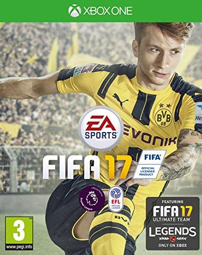 FIFA 17 Xbox One £9.99 @ Amazon - Prime exclusive