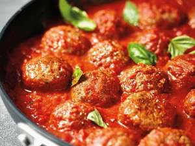 Birchwood Farm/Strathvale Farm 12 Beef Meatballs1 360g 99p @ Lidl