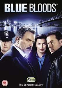 Blue Bloods: The Seventh Season [DVD] TV Series 2 For £12 @ Zoom
