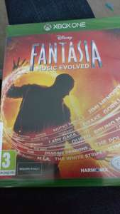 Xbox one fantasia music evolved £2.49 (in store Toys R Us - Southampton)