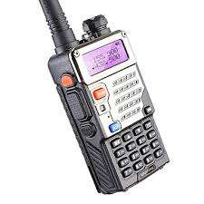 Baofeng UV-5RE Dual-Band Two-Way FM Radio Walkie Talkie £21.99 deliverd @ trumvee and fulfilled by amazon