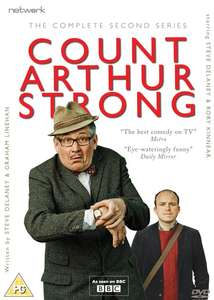 Count Arthur Strong: The Complete Second Series [DVD] £6.40 @ Zoom