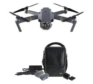 DJI mavic pro flymore @ Argos £1149 discount offer