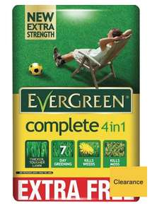 Evergreen Complete 4 in 1 Bag 33% off £10 @ Wickes