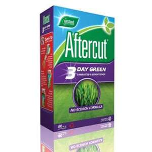 Westland Aftercut 3 Day Green Lawn Feed and Conditioner 50p @ Wickes