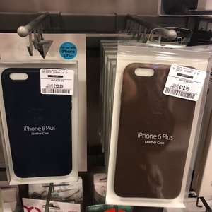 Apple iPhone 6 Plus Leather Cases £12.99 - TK Maxx instore