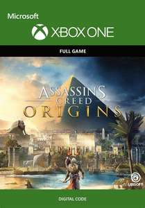 (Xbox One) Assassin's Creed Origins plus free AC Unity £26.99/£25.64 with FB code @ CDKeys