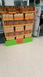 4 Pack of Orange and Passionfruit J2Os £1.25 in Asda - Sutton in Ashfield