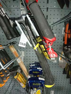 16oz Stanley FatMax Antivibe Hammer instore Formby instore at Homebase for £10
