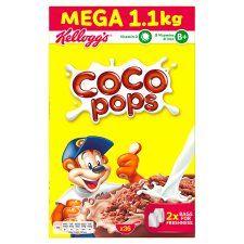 Kelloggs Coco Pops Mega 1.1Kg £4 Tesco online