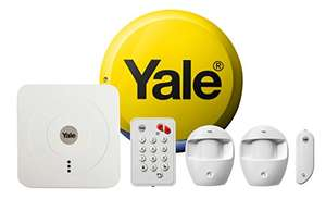 Yale Smart Home Alarm SR-320 £218.66 @ Amazon